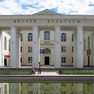 Дворцы и дома культуры Большой Мурты