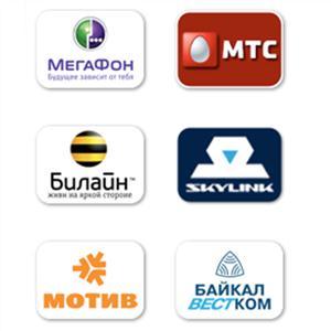 Операторы сотовой связи Большой Мурты